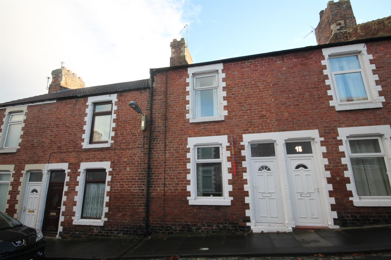 2 Bedrooms Terraced House for sale in Surtees Street, Bishop Auckland